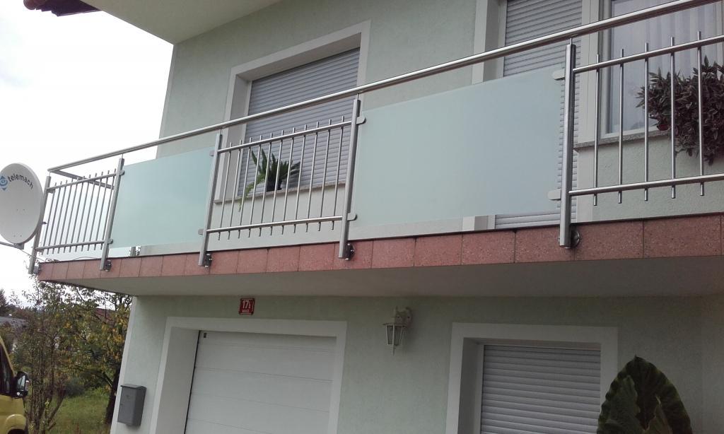 Inox ograje, dvoriščna vrata - Srečko Bregač s.p., Dolenjska gallery photo no.8