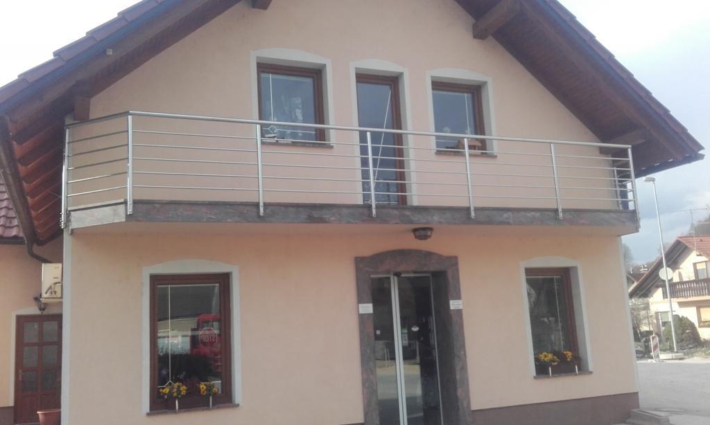 Inox ograje, dvoriščna vrata - Srečko Bregač s.p., Dolenjska gallery photo no.10