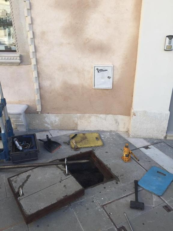 Interventno odmaševanje odtokov, kanalizacije REGENT Obala, Kras, Gorica gallery photo no.16