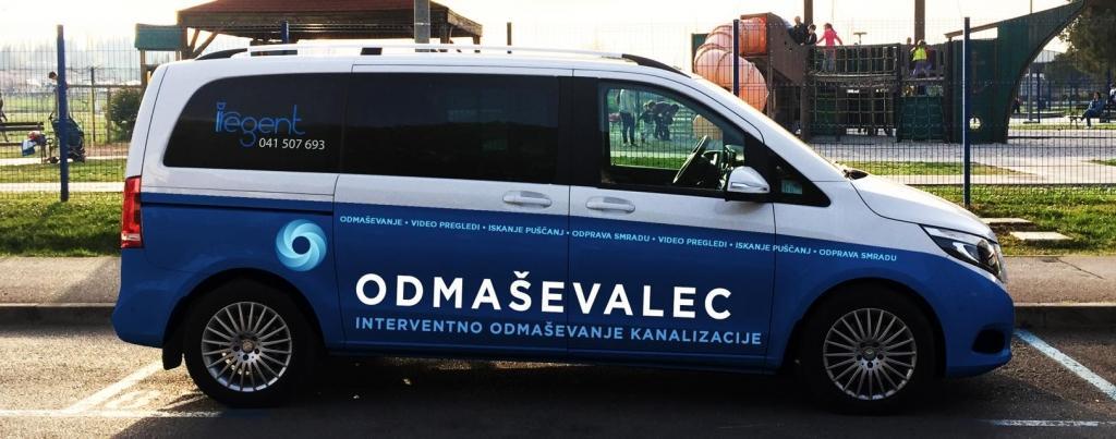 Interventno odmaševanje odtokov, kanalizacije REGENT Obala, Kras, Gorica gallery photo no.19
