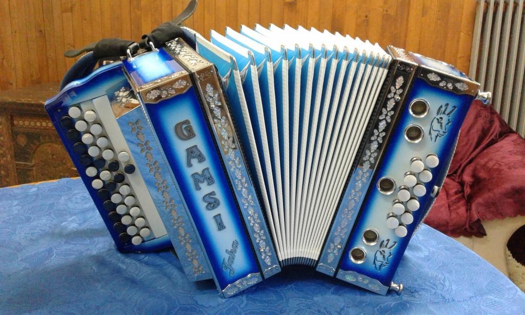 Izdelava diatonične harmonike - Harmonike Gamsi gallery photo no.7