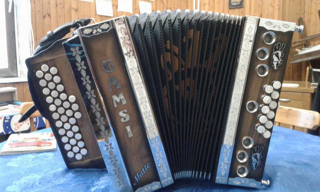 Izdelava diatonične harmonike - Harmonike Gamsi gallery photo no.9