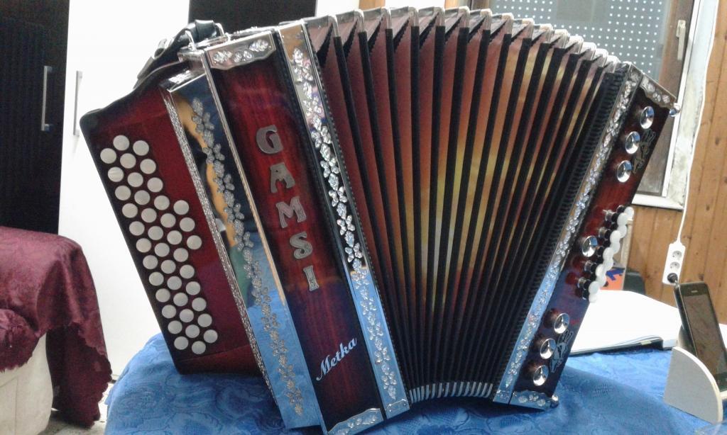 Izdelava diatonične harmonike - Harmonike Gamsi gallery photo no.10