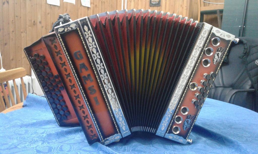 Izdelava diatonične harmonike - Harmonike Gamsi gallery photo no.11