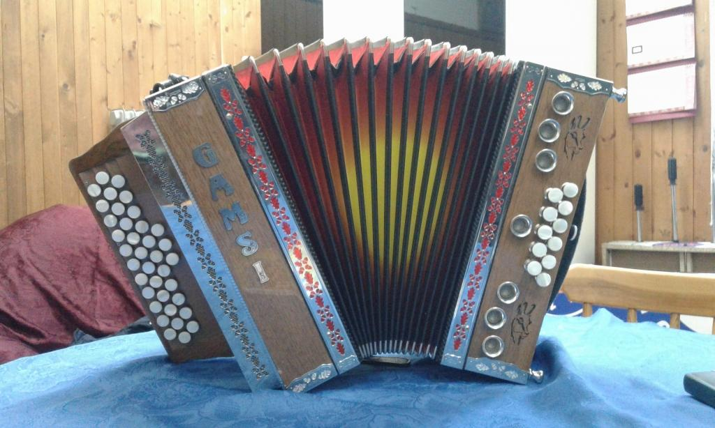 Izdelava diatonične harmonike - Harmonike Gamsi gallery photo no.12