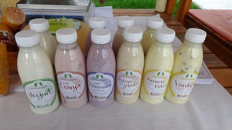 Izdelava mlečnih izdelkov gorenjska, poljanska dolina, predelava mlečnih izdelkov gallery photo no.1