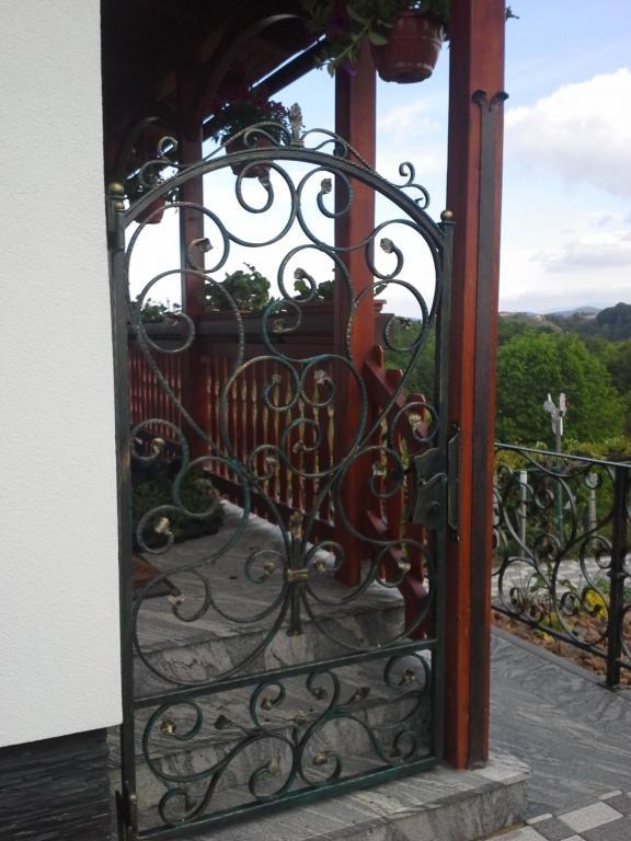 Izdelava, montaža unikatnih kovanih ograj, unikatne kovane ograje gallery photo no.19