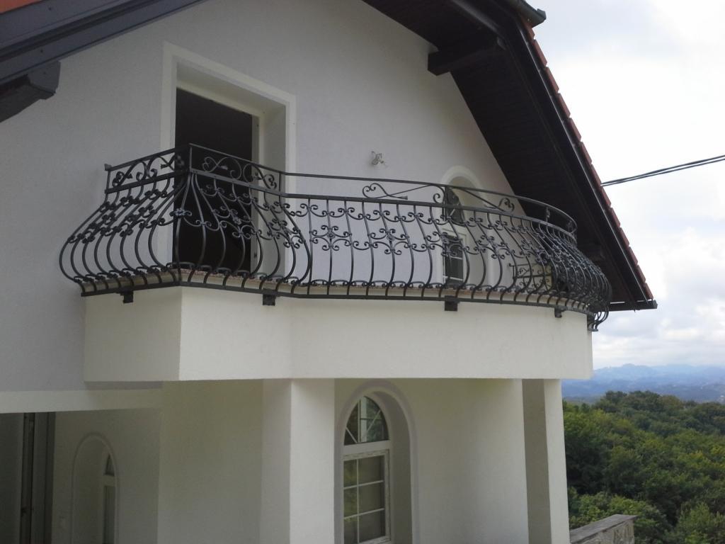 Izdelava, montaža unikatnih kovanih ograj, unikatne kovane ograje gallery photo no.31