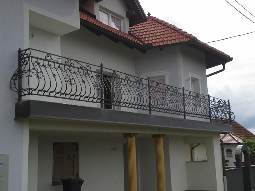 Izdelava, montaža unikatnih kovanih ograj, unikatne kovane ograje gallery photo no.32