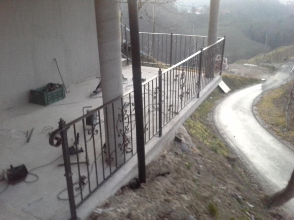 Izdelava, montaža unikatnih kovanih ograj, unikatne kovane ograje gallery photo no.41