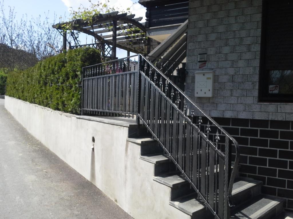 Izdelava, montaža unikatnih kovanih ograj, unikatne kovane ograje gallery photo no.47