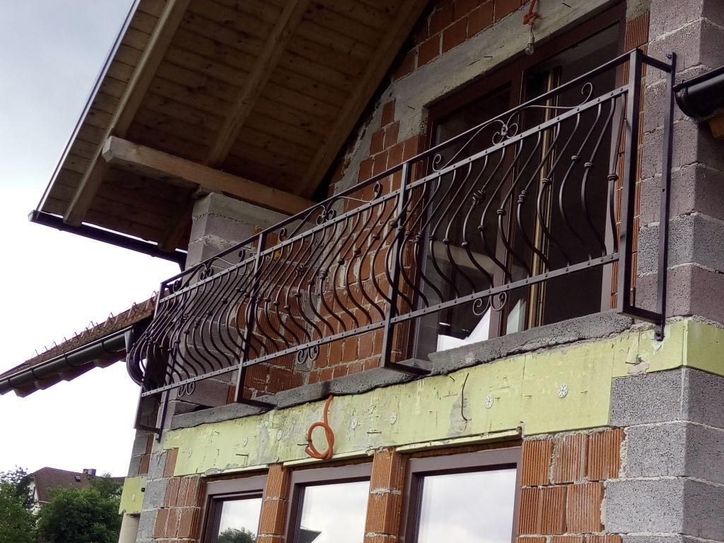 Izdelava, montaža unikatnih kovanih ograj, unikatne kovane ograje gallery photo no.50