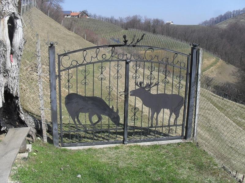 Izdelava, montaža unikatnih kovanih ograj, unikatne kovane ograje gallery photo no.86