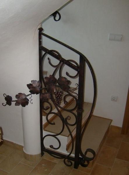 Izdelava, montaža unikatnih kovanih ograj, unikatne kovane ograje gallery photo no.97