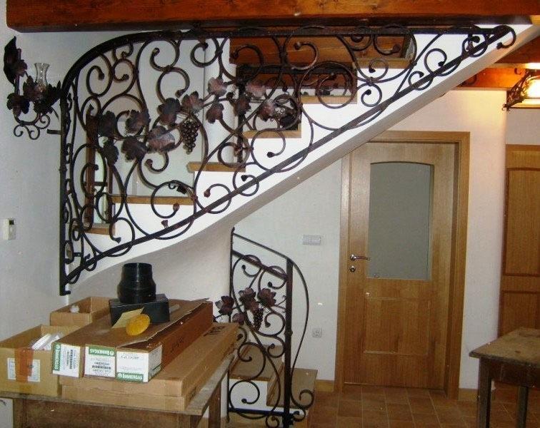 Izdelava, montaža unikatnih kovanih ograj, unikatne kovane ograje gallery photo no.98