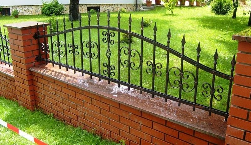 Izdelava, montaža unikatnih kovanih ograj, unikatne kovane ograje gallery photo no.109
