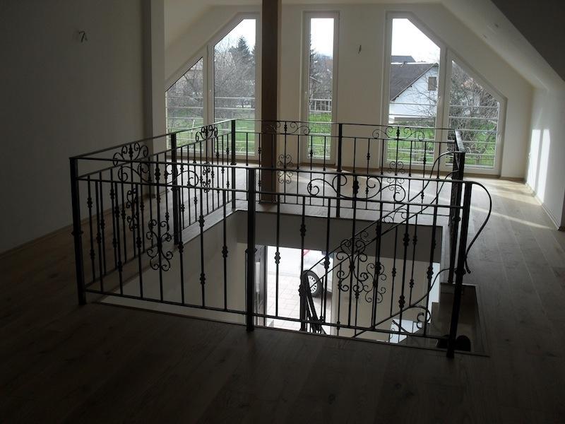 Izdelava, montaža unikatnih kovanih ograj, unikatne kovane ograje gallery photo no.101