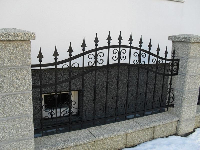 Izdelava, montaža unikatnih kovanih ograj, unikatne kovane ograje gallery photo no.111