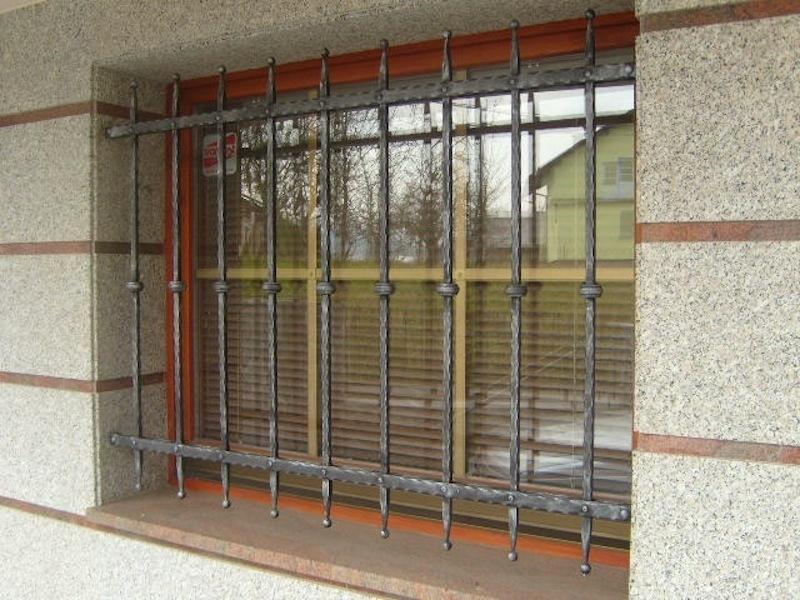 Izdelava, montaža unikatnih kovanih ograj, unikatne kovane ograje gallery photo no.117