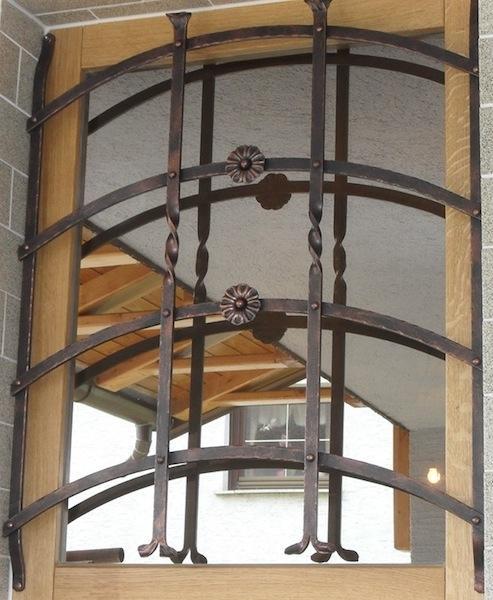 Izdelava, montaža unikatnih kovanih ograj, unikatne kovane ograje gallery photo no.118