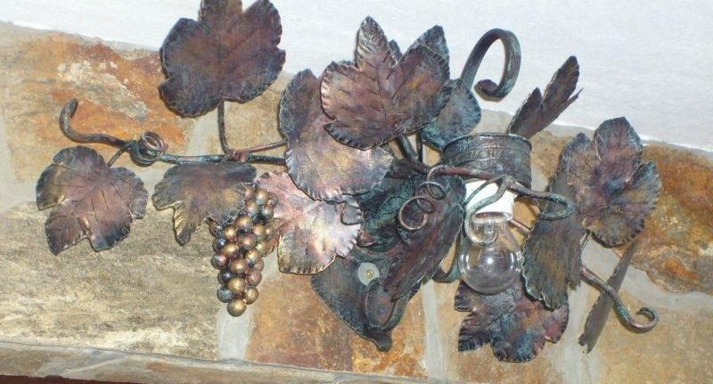 Izdelava, montaža unikatnih kovanih ograj, unikatne kovane ograje gallery photo no.129