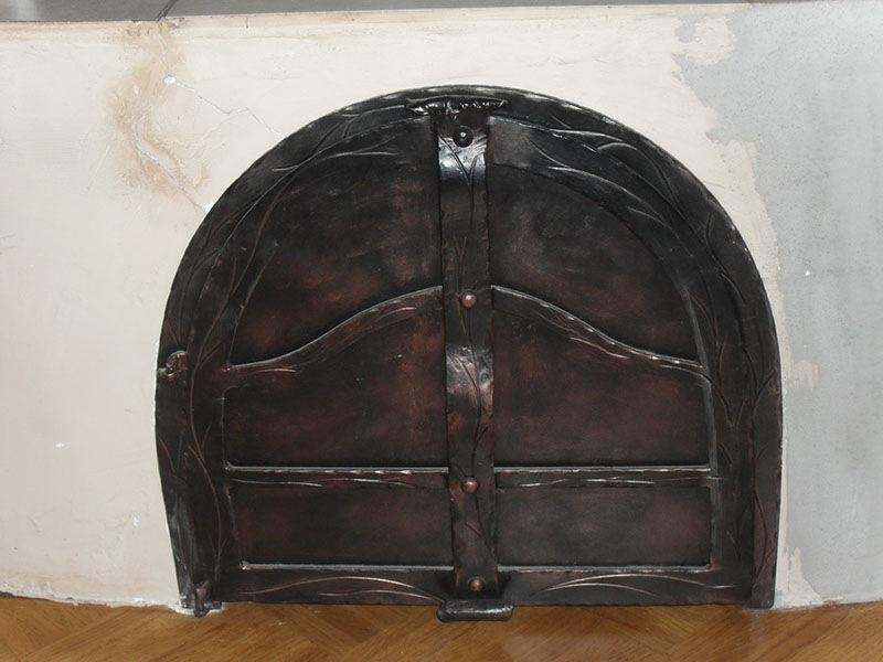 Izdelava, montaža unikatnih kovanih ograj, unikatne kovane ograje gallery photo no.144