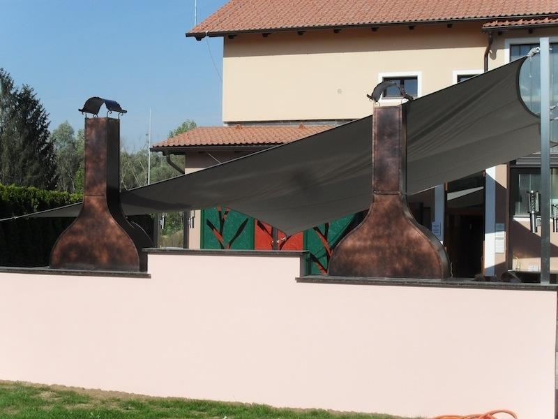 Izdelava, montaža unikatnih kovanih ograj, unikatne kovane ograje gallery photo no.190