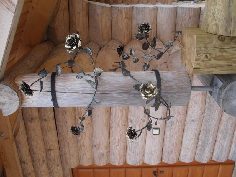 Izdelava, montaža unikatnih kovanih ograj, unikatne kovane ograje gallery photo no.196
