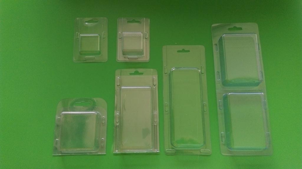 Izdelava prozorne plastične embalaže, blister embalaža Tomaž Skerlep s.p. gallery photo no.1