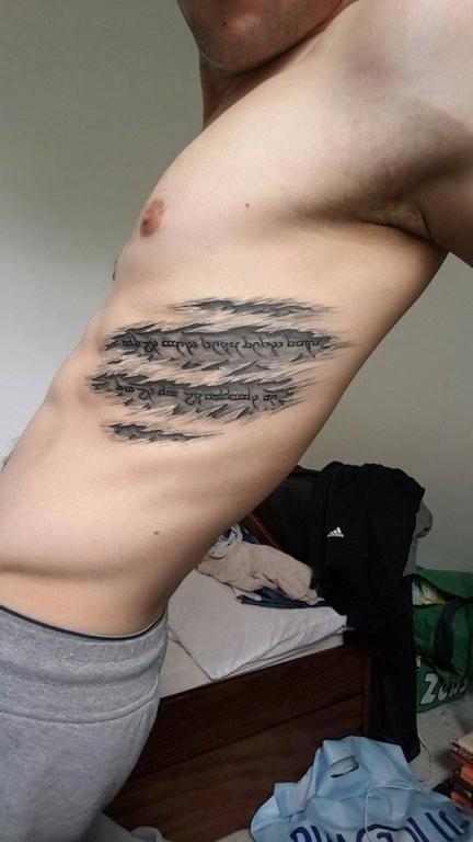 Izdelava tattooja, dober tetovator - ART TATTOO gallery photo no.16