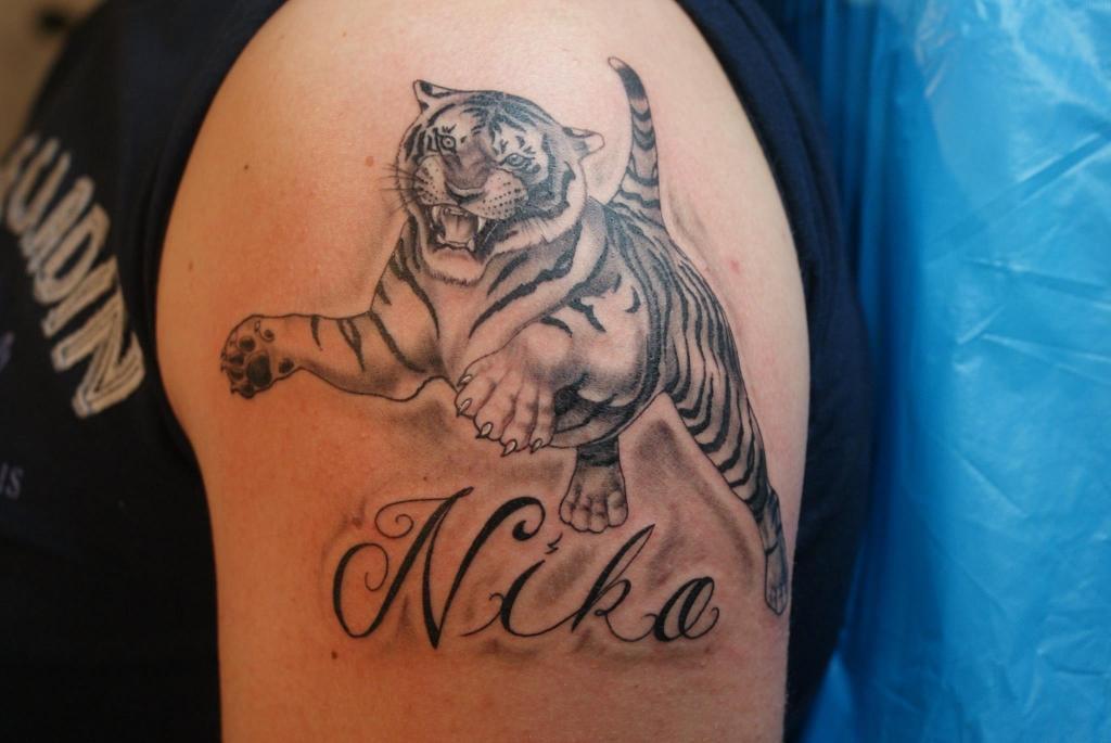 Izdelava tattooja, dober tetovator - ART TATTOO gallery photo no.26