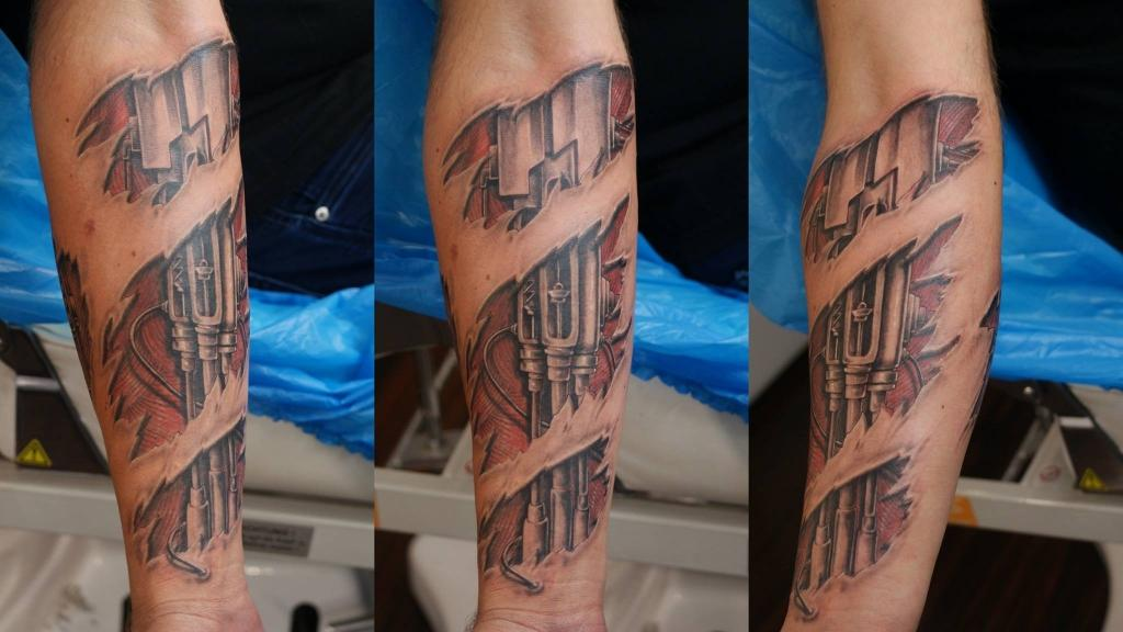Izdelava tattooja, dober tetovator - ART TATTOO gallery photo no.34