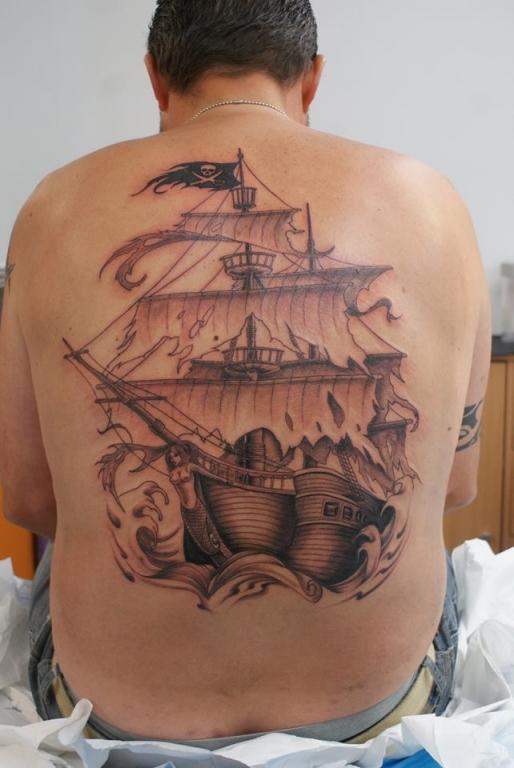 Izdelava tattooja, dober tetovator - ART TATTOO gallery photo no.35