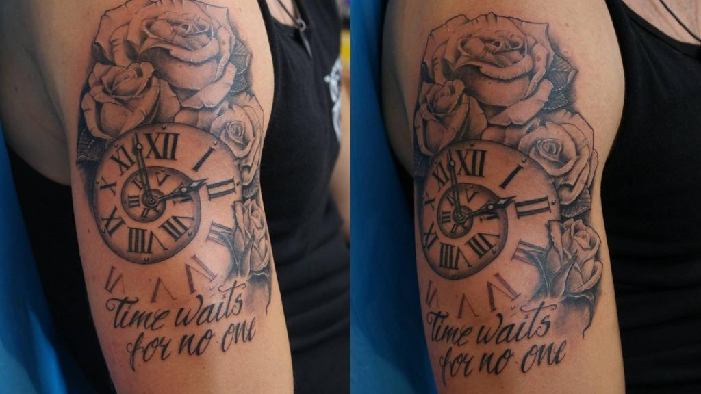 Izdelava tattooja, dober tetovator - ART TATTOO gallery photo no.39