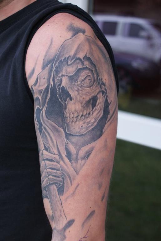 Izdelava tattooja, dober tetovator - ART TATTOO gallery photo no.48