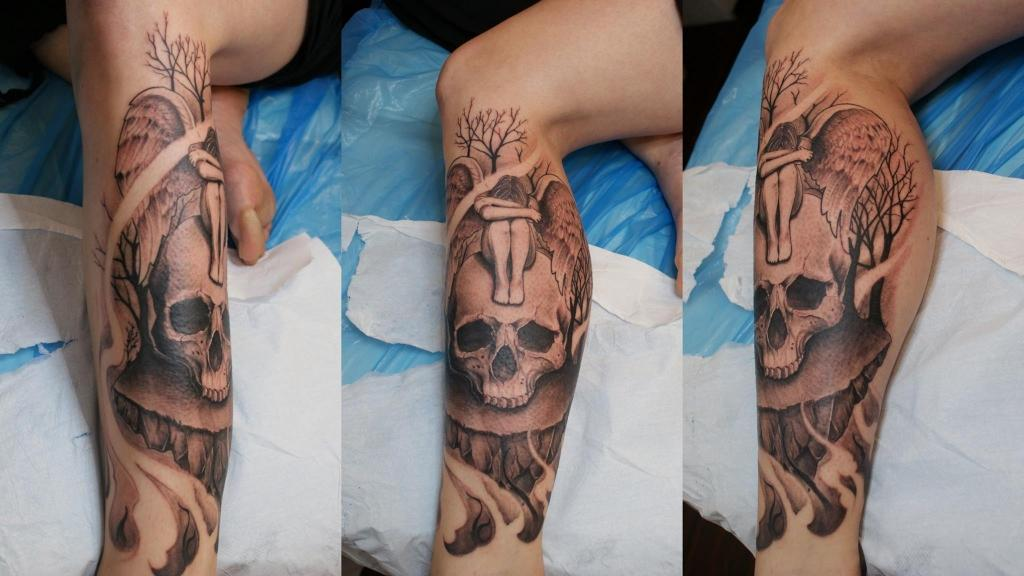 Izdelava tattooja, dober tetovator - ART TATTOO gallery photo no.58