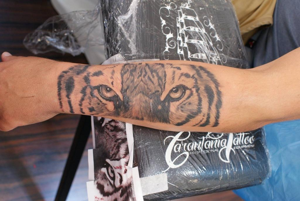 Izdelava tattooja, dober tetovator - ART TATTOO gallery photo no.59