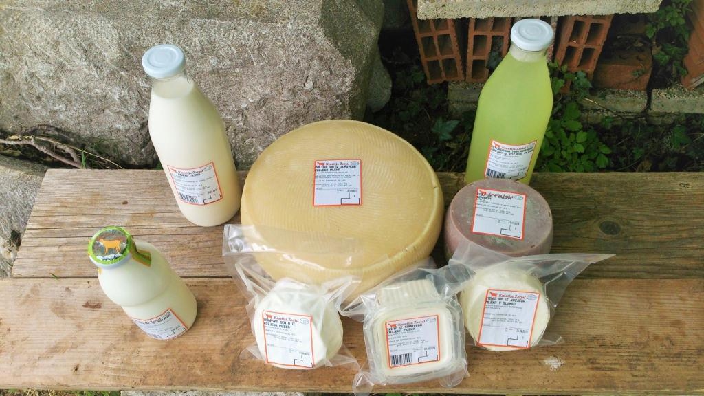 Izdelki iz kozjega mleka, Kmetija Žerjal, Kras gallery photo no.1
