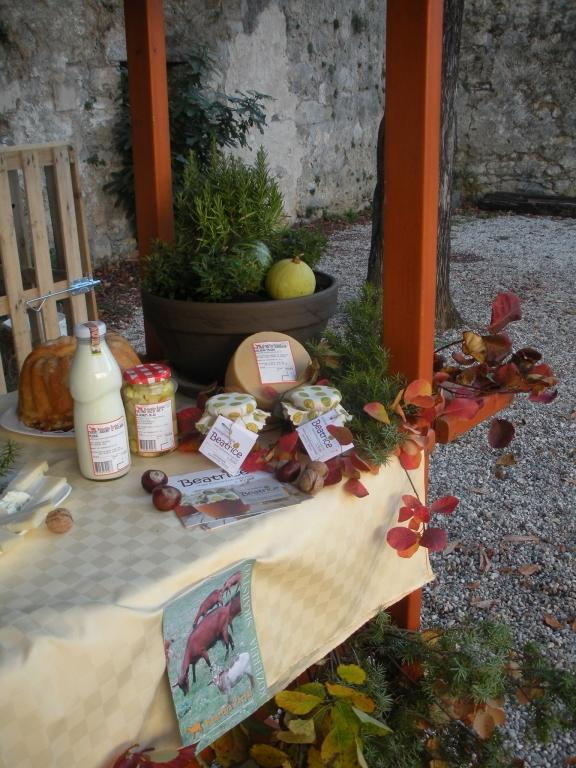 Izdelki iz kozjega mleka, Kmetija Žerjal, Kras gallery photo no.11