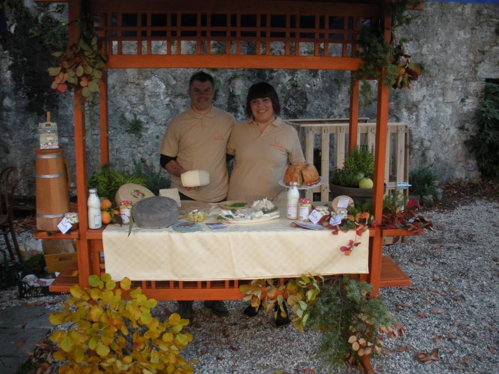 Izdelki iz kozjega mleka, Kmetija Žerjal, Kras gallery photo no.13