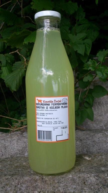 Izdelki iz kozjega mleka, Kmetija Žerjal, Kras gallery photo no.25