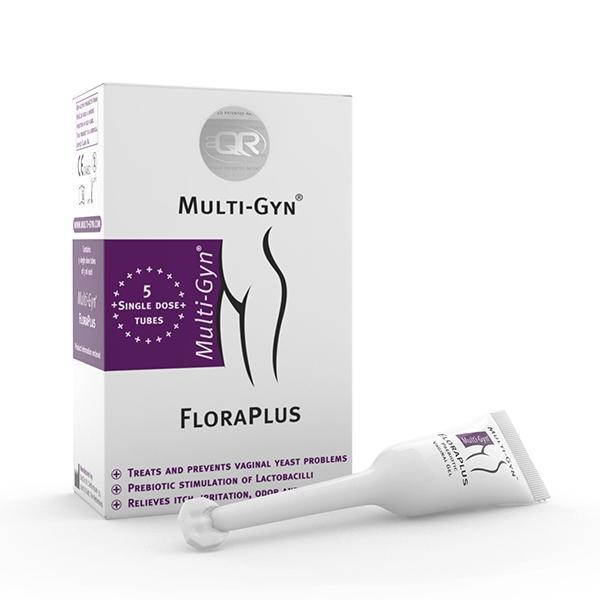 FloraPlus odpravlja glivične težave, izdelki za intimno nego, glivično vnetje nožnice Multi-Gyn gallery photo no.3