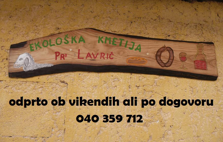 Izletniška kmetija Pr Lavrič, Vače gallery photo no.1