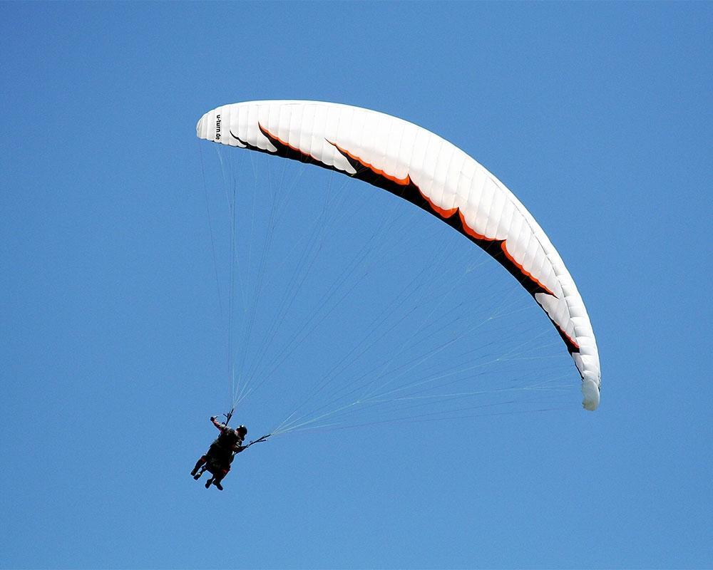 Jadralno padalstvo Logarska dolina, Golte, polet v tandemu z jadralnim padalom, paraglidin tandem IMPULSE gallery photo no.6