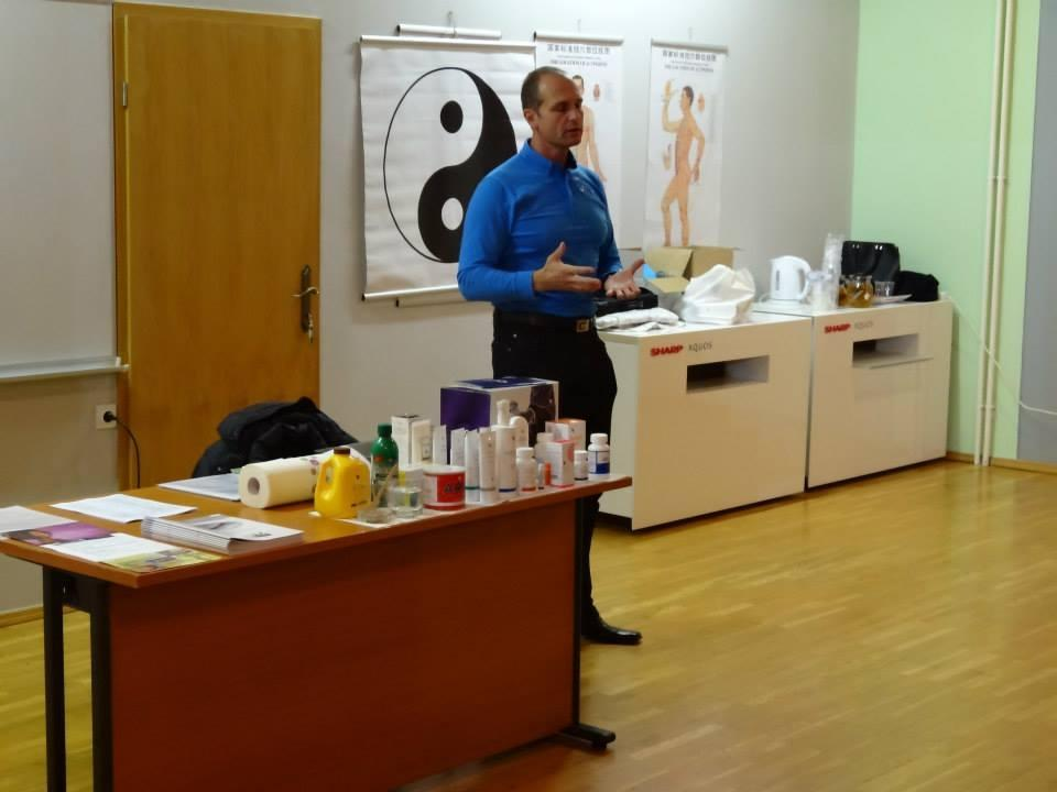 Joga, masaže MERIDIAN 7 - Matej Cvikl s.p., Celje gallery photo no.19