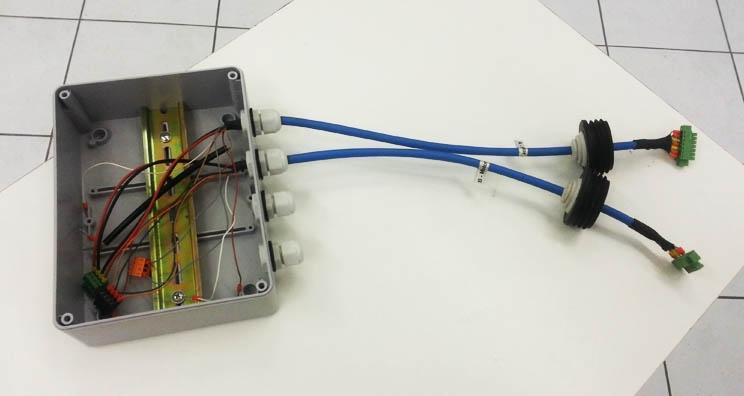 Kabelska konfekcija, izdelava kabelskih snopov, izdelava kablov po naročilu gallery photo no.2