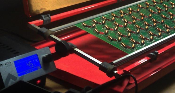Kabelska konfekcija, izdelava kabelskih snopov, izdelava kablov po naročilu gallery photo no.8