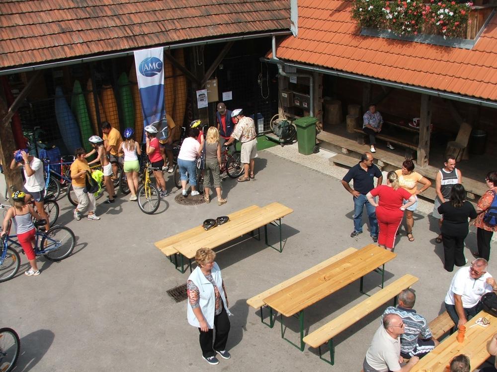 Kajak, rafting, piknik prostor SKOK ŠPORT, Ljubljana gallery photo no.13