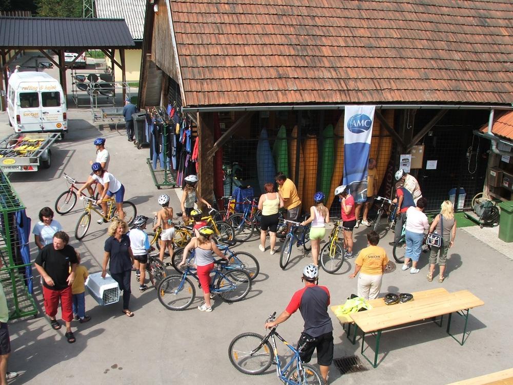Kajak, rafting, piknik prostor SKOK ŠPORT, Ljubljana gallery photo no.16