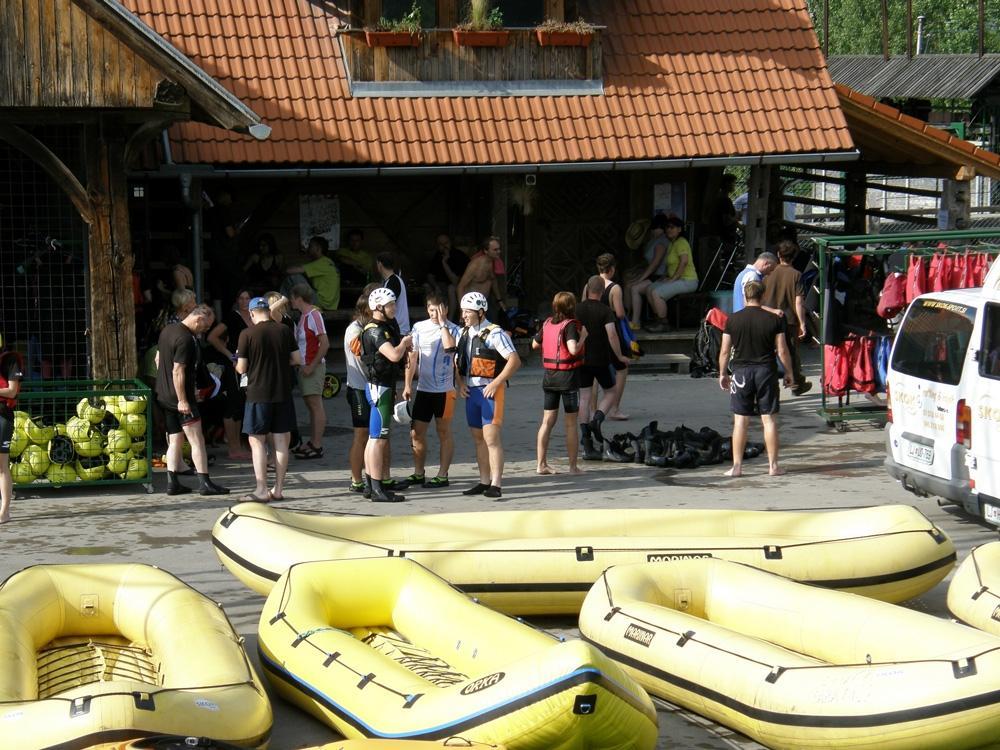 Kajak, rafting, piknik prostor SKOK ŠPORT, Ljubljana gallery photo no.17